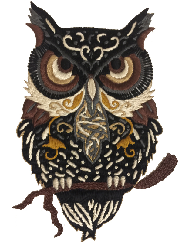 Owl Thread Work