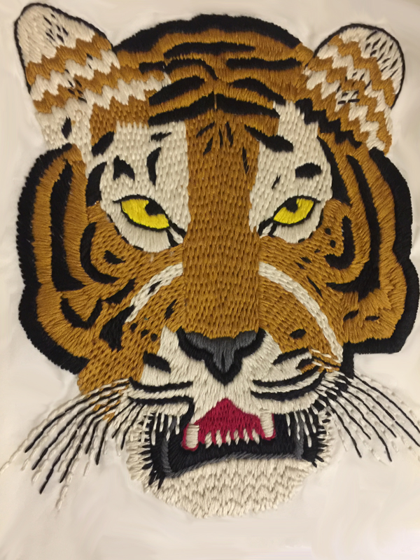 Tiger Thread Work